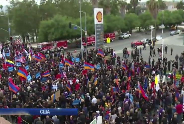 У світі вшанували пам'ять жертв геноциду вірмен
