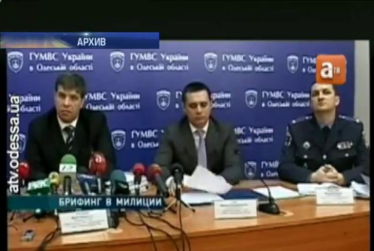 В милицию Запорожья возвращаются кадры времен Януковича