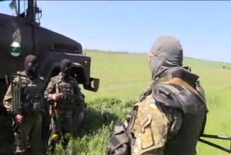 На Донеччині ворог нарощує кількість техніки