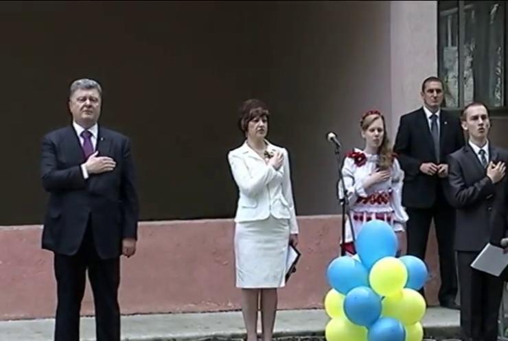 Порошенко пообіцяв не пустити ворога у Краматорськ