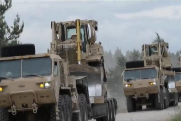 У Прибалтиці стартують навчання НАТО з танками і авіацією