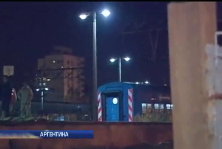 В Аргентині зіткнулися потяг та локомотив