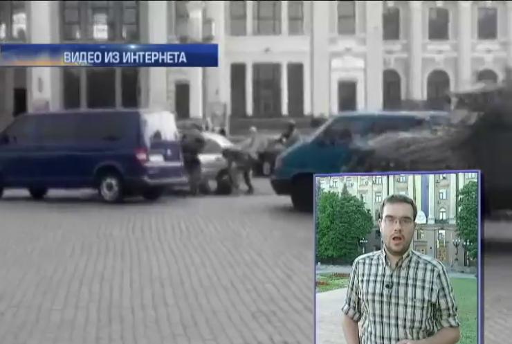В Николаеве сорвали создание сепаратистской республики (видео)