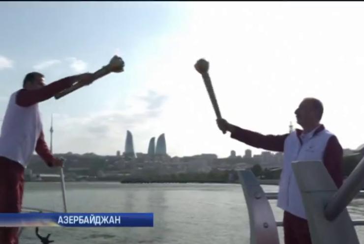 В Баку стартують перші Європейські Ігри-2015