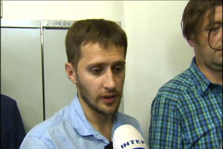 Подозреваемые в убийстве Бузины: Суд похож на месть за Майдан (видео)