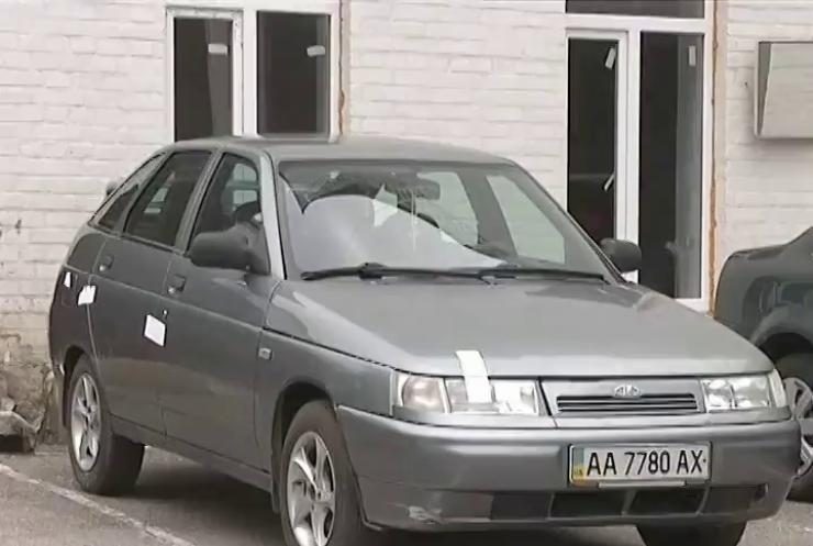 Начальник милиции разъезжал по Кировограду пьяным без номеров