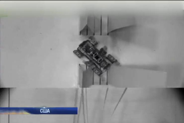 Рятувальники США в операціях використовуватимуть роботів-тарганів