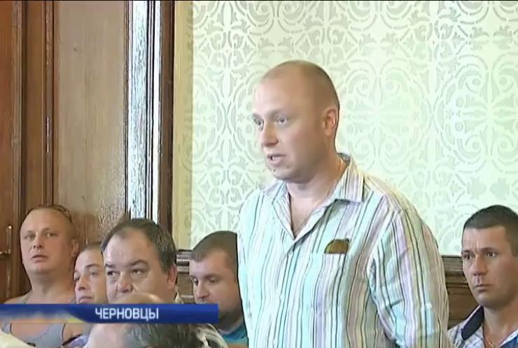 Солдаты из Черновцов год добиваются статуса участников АТО