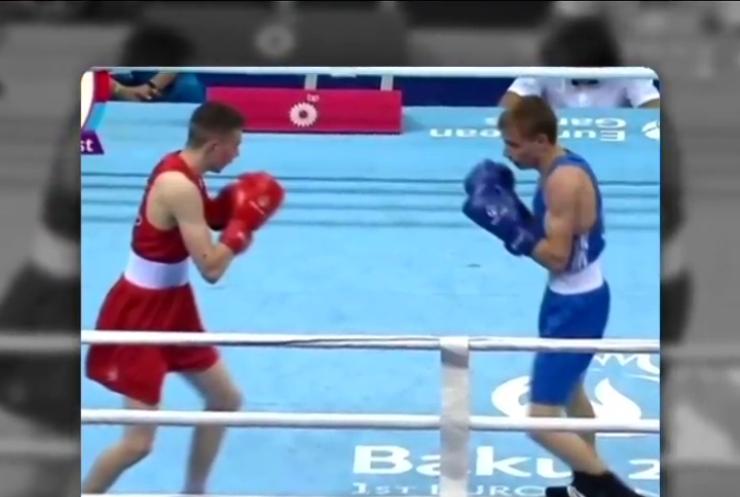 Українські боксери та плавчиня здобули бронзи у Баку
