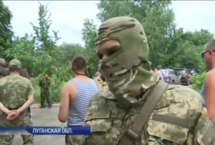 Депутат Игорь Еремеев привез бойцам АТО тепловизоры