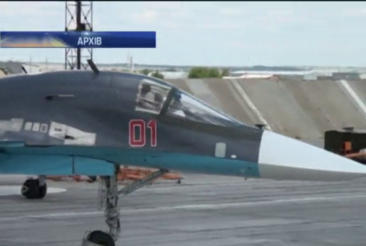 Винищувачі Росії дражнять пілотів перехоплювачів зі Швеції
