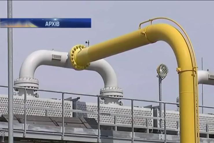 Україна збільшує реверс газу зі Словаччини