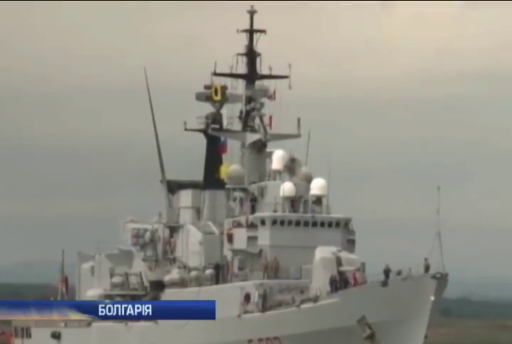 НАТО розпочало навчання флотів у Чорному морі