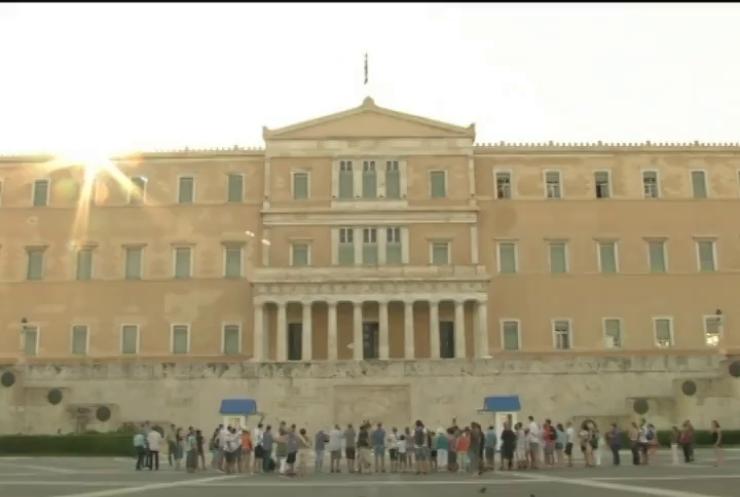 Ежедневно из Греции выводится 100 млн. евро