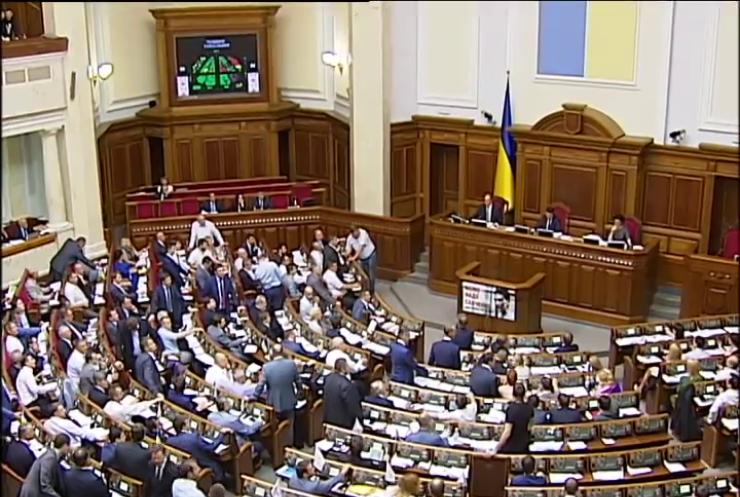 Порошенко назвав закон про кредити помилкою Парламенту