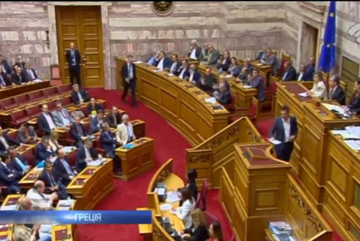 Влада Греції не вірить план порятунку від Євросоюзу