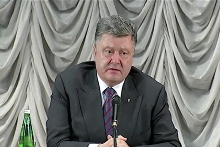 На Донбассе появится 30-километровая буферная зона