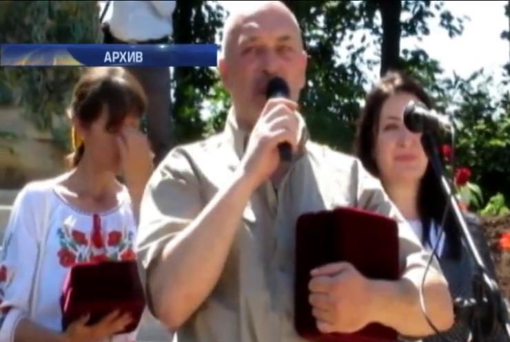 Георгий Тука помогает армии со времен аннексии Крыма