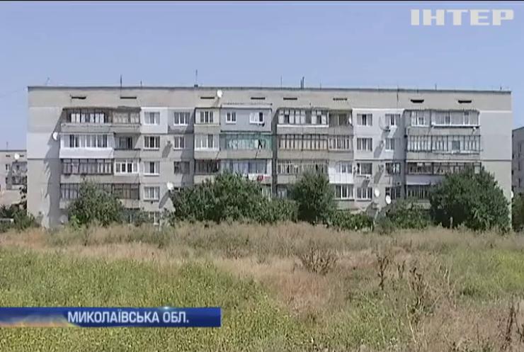 Мешканцям Очакова перекрили воду за борги держави