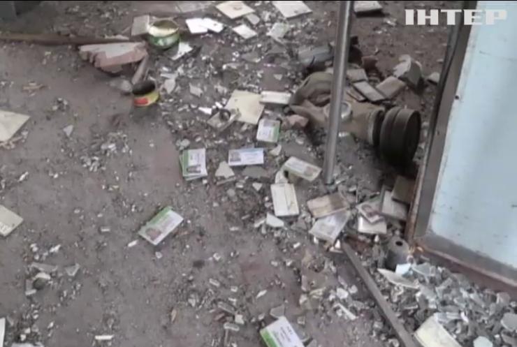 Боевики добрались до ядерного хранилища с 400 кубометрами отходов