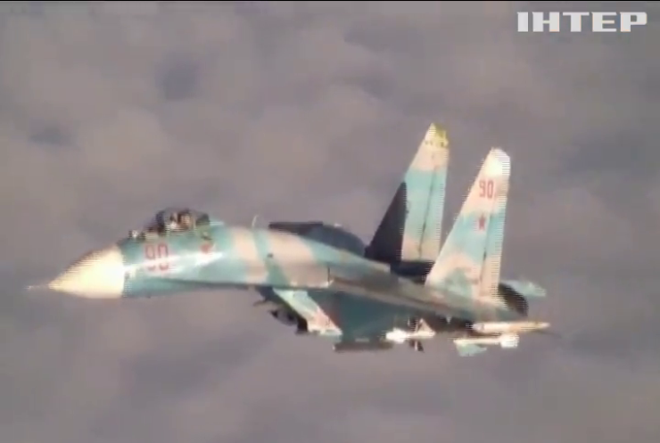 Авиация НАТО перехватила самолеты России над Балтикой