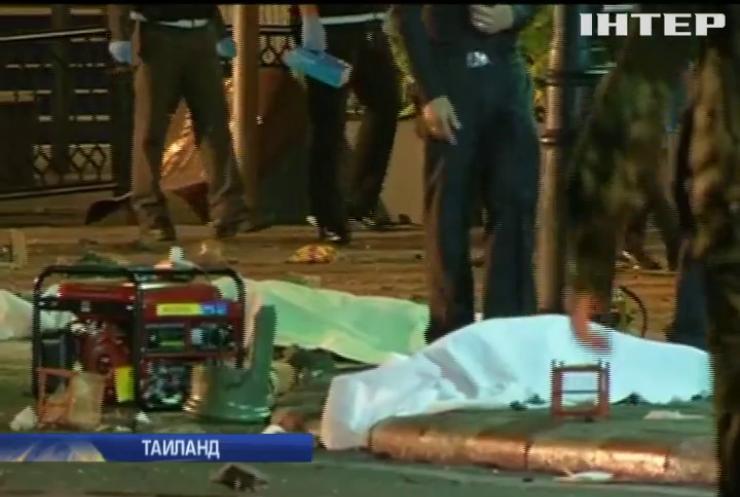 Теракты в Таиланде направлены против туристов