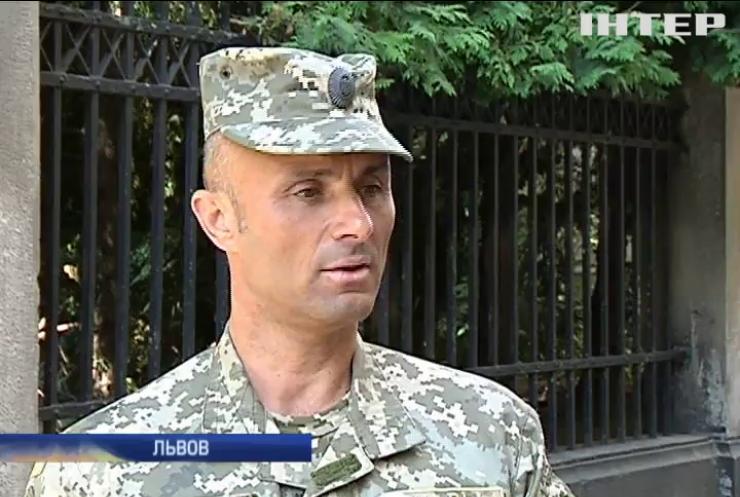 На Яворовском полигоне от пневмонии умер солдат из Черкасс