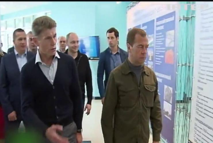 Япония обиделась на Медведева за визит на Курилы