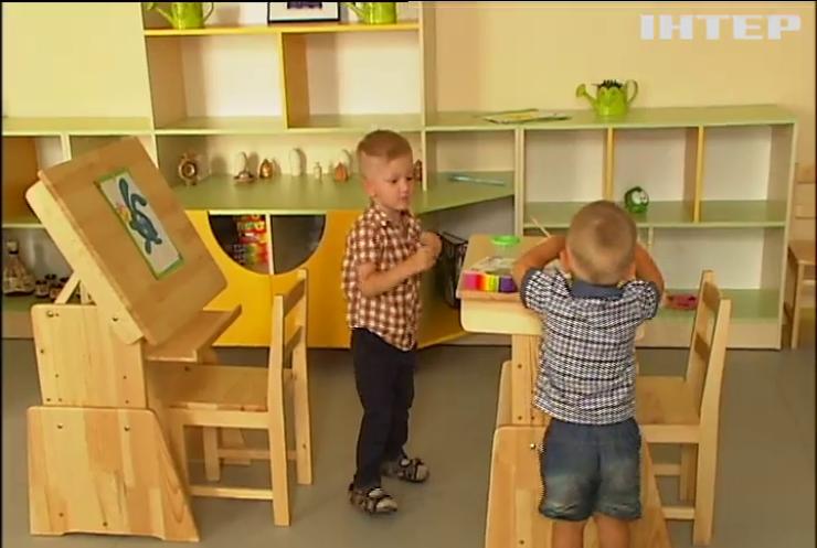 У Києві відкрили комунальний дитсадок з басейном