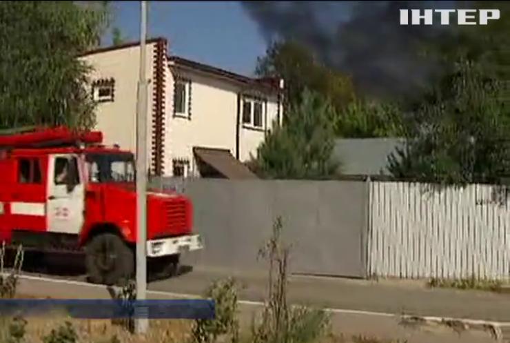 Пожежа у Бучі не вплинула на стан повітря у Києві