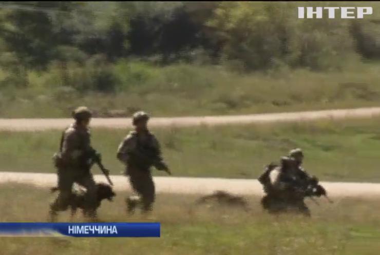 НАТО розпочало навчання десантників у Німеччині