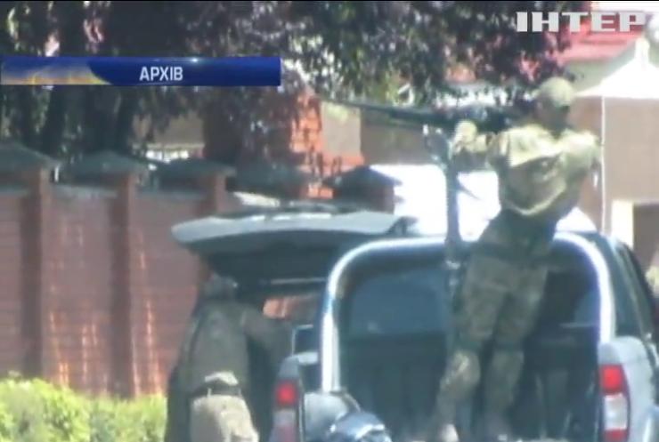 Учасники стрілянини в Мукачевому переховуються під Дніпропетровськом