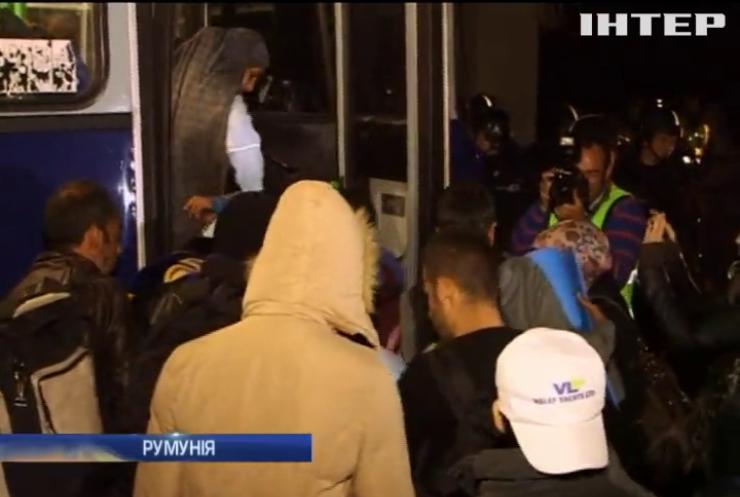 Мігранти з Сербії не дісталися Бухареста