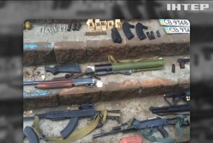 На Ривненщине добытчики янтаря стреляли в местных жителей