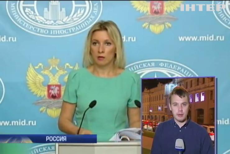 В России предупредили, что из-за санкций пострадает Украина