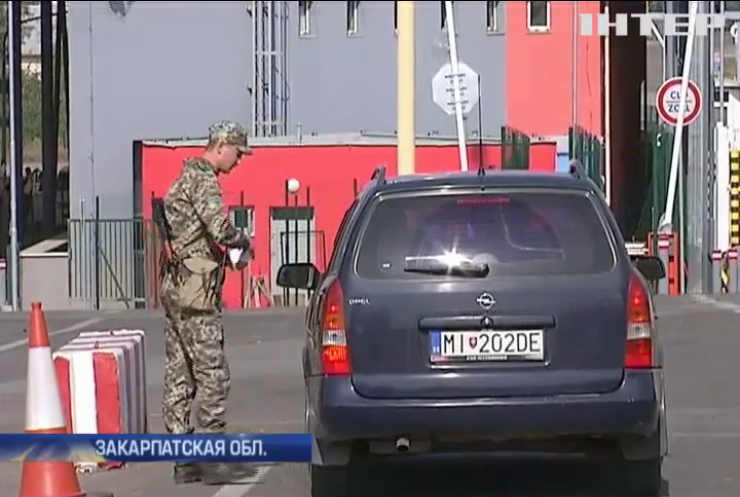 Венгрия грозит Украине штрафами за неотремонтированный пункт пропуска