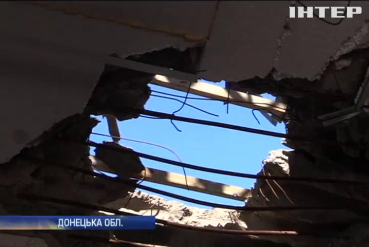 Влада не фінансуватиме відновлення приватних будинків на Донбасі