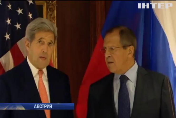 США обсудили с Россией отставку Башара Асада