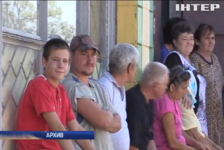 Переселенцы из Донбасса возмущены лишением права голоса