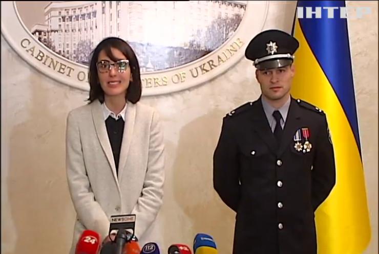 Хатия Деканоидзе обещает Украине европейскую полицию