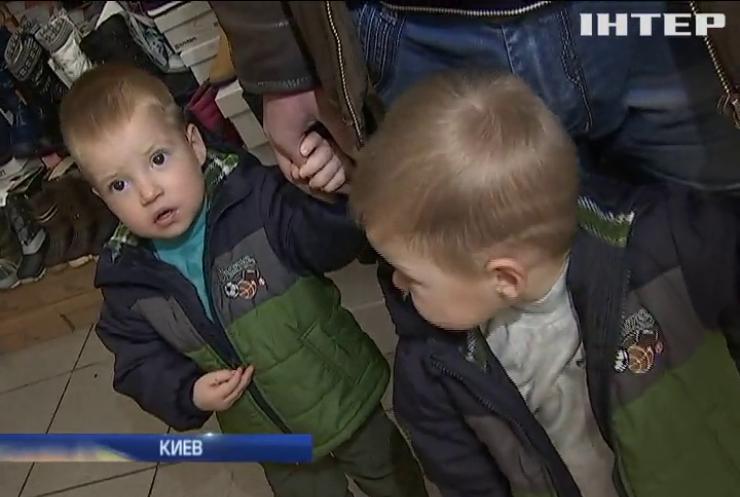 Из-за высоких цен украинцы отказывают себе в одежде