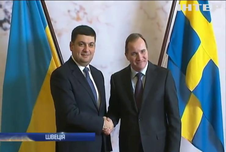 Швеція наполягає на продовженні санкцій проти Росії