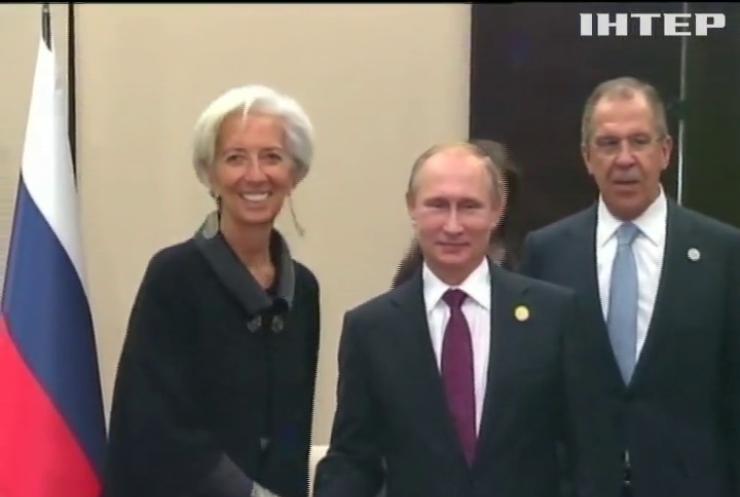 МВФ очікує переговорів України Росії щодо боргу