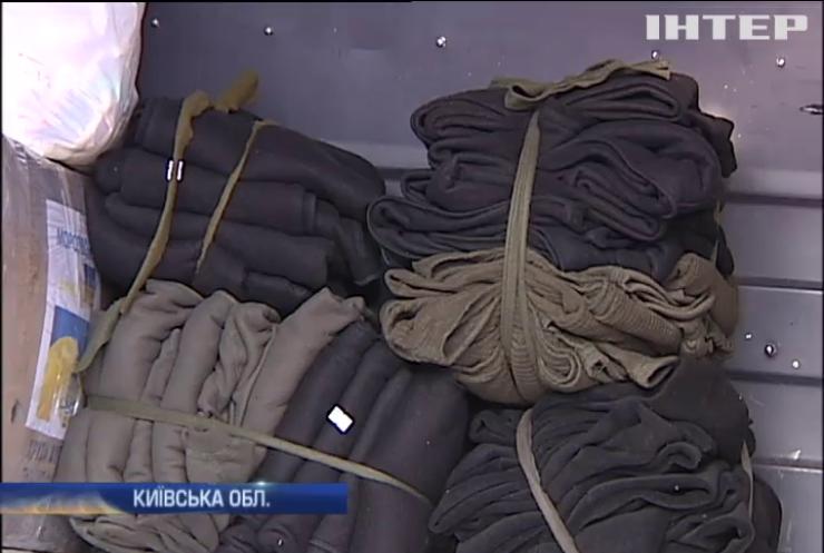 Українці майже припинили допомагати армії на Донбасі