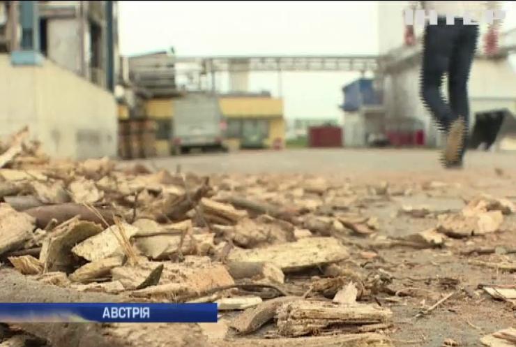 Місто в Австрії розбагатіло на відновлюваній енергетиці