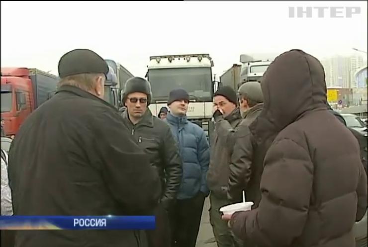 Против дальнобойщиков Кремль бросил армию