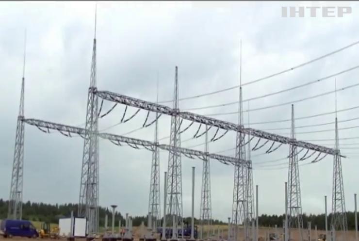 Польща і Литва запустили енергоміст