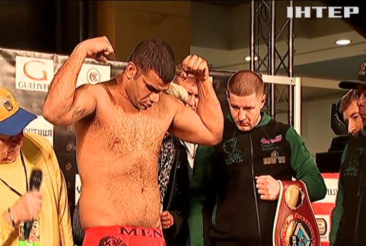 Усик-Родригес: Кубинец превысил вес на 3 килограмма