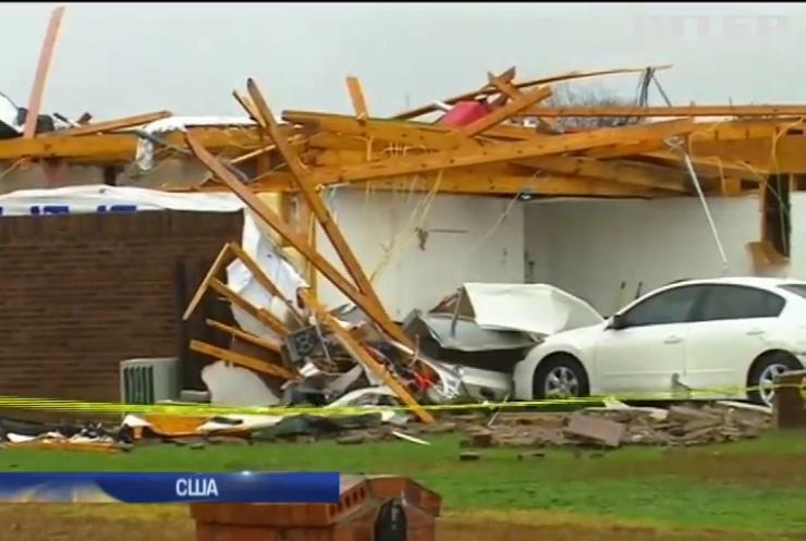 У Техасі торнадо зруйнував десятки будинків