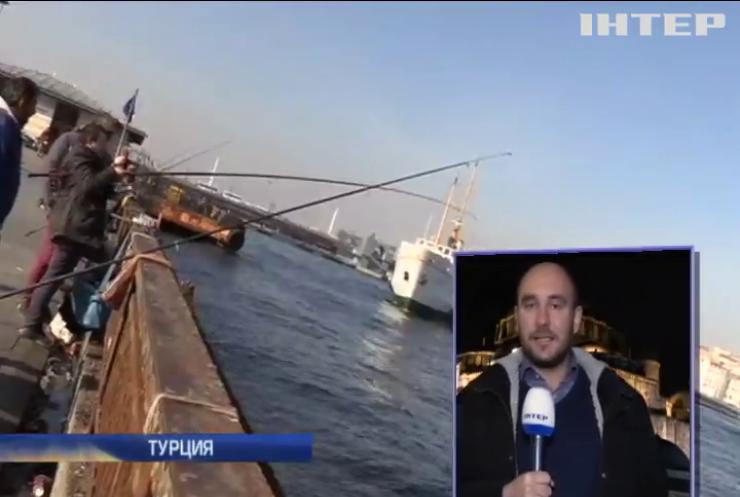 В порту России выводят из строя корабли из Турции